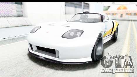 GTA 5 Bravado Banshee 900R Carbon Mip Map for GTA San Andreas inner view