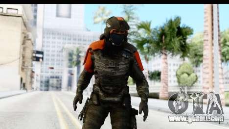 Homefront The Revolution - KPA v3 Camo for GTA San Andreas