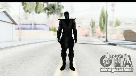 Mortal Kombat vs DC Universe - Noob Saibot for GTA San Andreas second screenshot