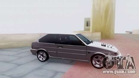 VAZ 2113 LoudSound for GTA San Andreas back view