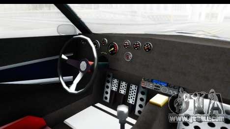 GTA 5 Lampadati Tropos Rallye No Headlights IVF for GTA San Andreas inner view