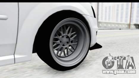 Dacia Logan Coil for GTA San Andreas back view