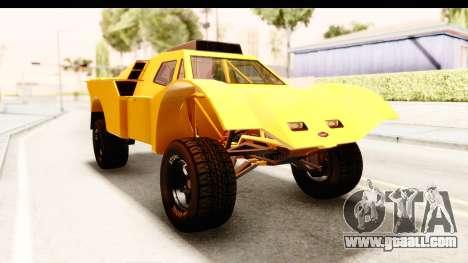 GTA 5 Desert Raid IVF PJ for GTA San Andreas right view