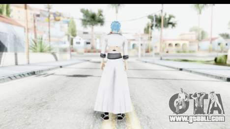 Bleach - Grimmjow for GTA San Andreas third screenshot