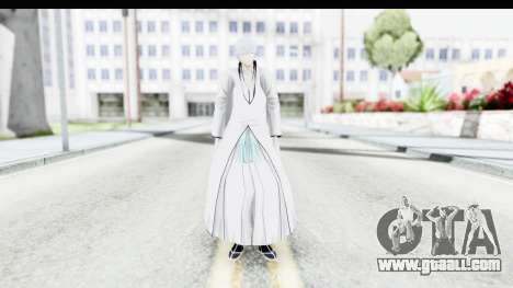 Bleach - Ichimaru for GTA San Andreas second screenshot