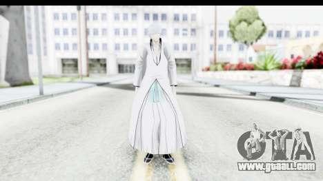 Bleach - Ichimaru for GTA San Andreas second screenshot
