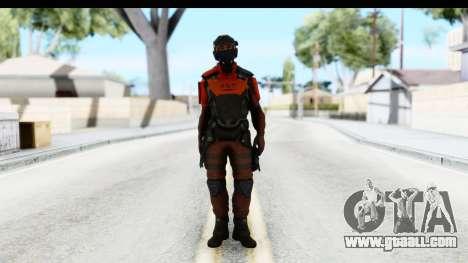 Homefront The Revolution - KPA v3 Red for GTA San Andreas second screenshot