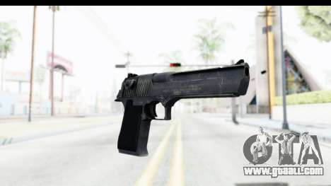Desert Eagle for GTA San Andreas second screenshot