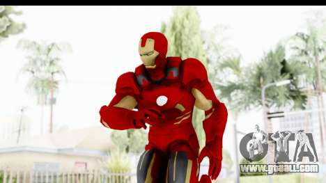 Marvel Heroes - Iron Man Mk7 for GTA San Andreas