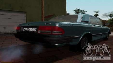 GAZ 3110 Volga for GTA San Andreas side view