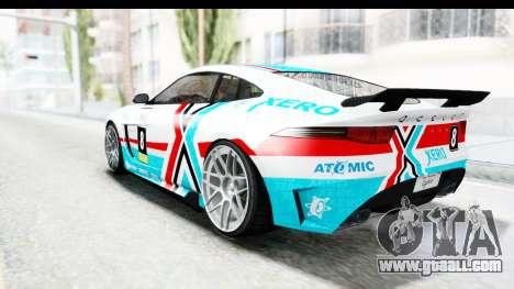 GTA 5 Ocelot Lynx IVF PJ for GTA San Andreas wheels
