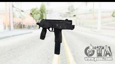 Brügger & Thomet MP9 for GTA San Andreas second screenshot