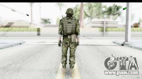 Global Warfare Balkan for GTA San Andreas third screenshot