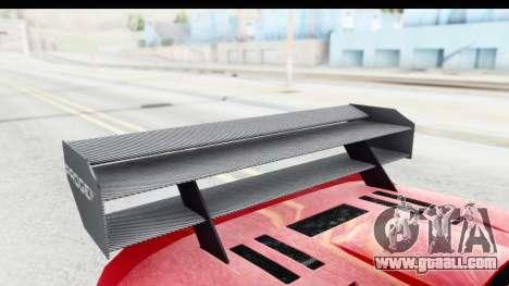 GTA 5 Progen Tyrus for GTA San Andreas inner view