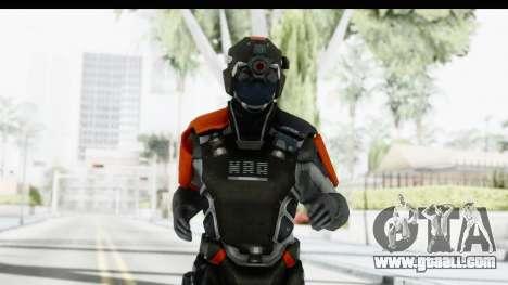 Homefront The Revolution - KPA v5 Captain for GTA San Andreas