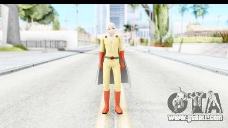 Saitama for GTA San Andreas second screenshot