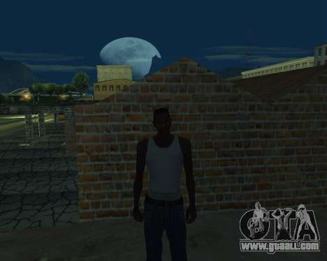 New garage Armenia for GTA San Andreas sixth screenshot
