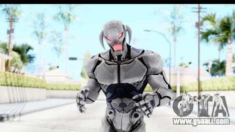Marvel Heroes - Ultron Uncanny Avengers for GTA San Andreas