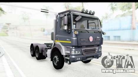 Tatra Phoenix Agro Truck v1.0 for GTA San Andreas right view