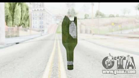 GTA 5 Broken Bottle for GTA San Andreas second screenshot
