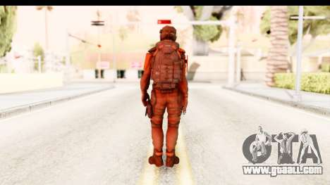 Homefront The Revolution - KPA v1 Red for GTA San Andreas third screenshot