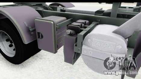 Tatra Phoenix Agro Truck v1.0 for GTA San Andreas inner view