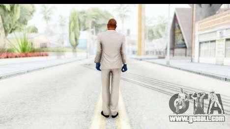 Payday 2 - Jiro for GTA San Andreas third screenshot
