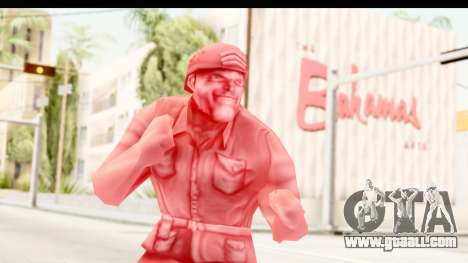 ArmyMen: Serge Heroes 2 - Man v3 for GTA San Andreas