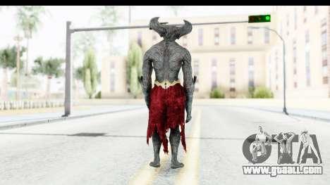 Shinnok Corrupted from Mortal Kombat X for GTA San Andreas third screenshot