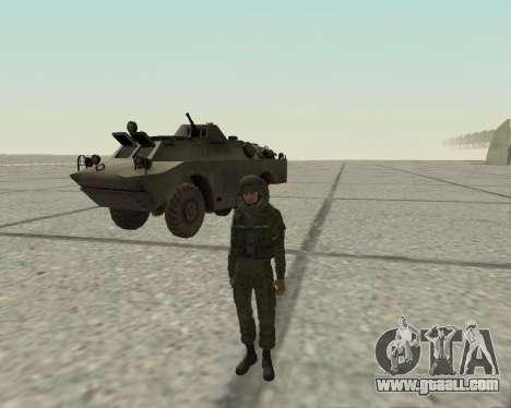 Pak fighters airborne for GTA San Andreas third screenshot