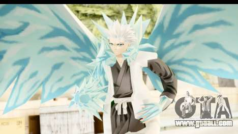 Bleach - Toshiro B for GTA San Andreas
