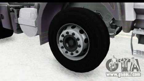 Tatra Phoenix Agro Truck v1.0 for GTA San Andreas back view