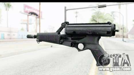 Calico M950 for GTA San Andreas second screenshot