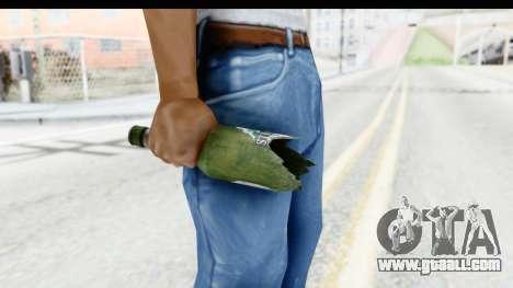 GTA 5 Broken Bottle for GTA San Andreas third screenshot