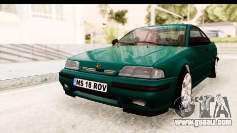Rover 220 for GTA San Andreas right view