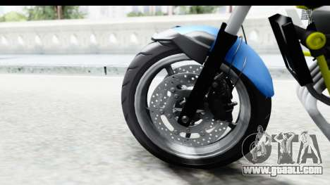 Yamaha Cage Sic for GTA San Andreas right view