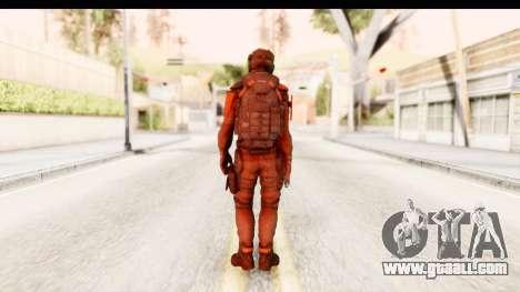 Homefront The Revolution - KPA v2 Red for GTA San Andreas third screenshot