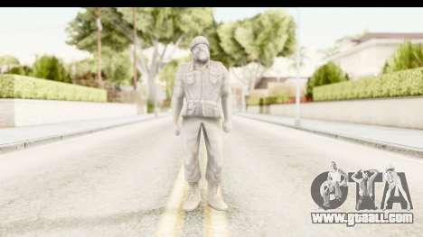 ArmyMen: Serge Heroes 2 - Man v1 for GTA San Andreas second screenshot