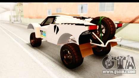 GTA 5 Desert Raid IVF PJ for GTA San Andreas interior