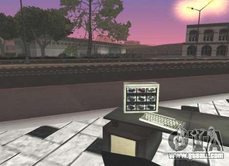 The Grotti dealership in San Fierro for GTA San Andreas second screenshot