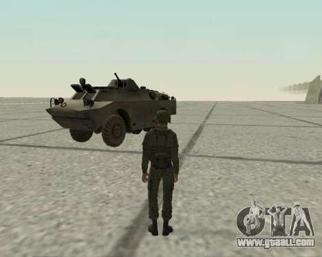 Pak fighters airborne for GTA San Andreas forth screenshot