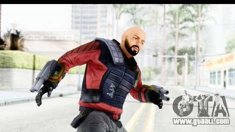 Deadshot (Will Smith) for GTA San Andreas
