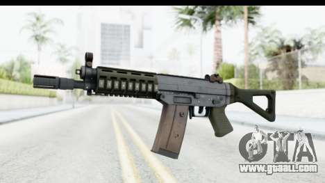 SG553 for GTA San Andreas