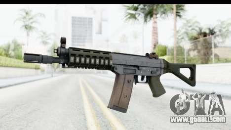 SG553 for GTA San Andreas