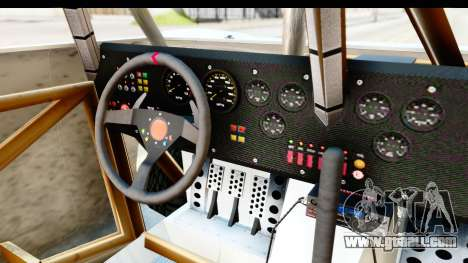 GTA 5 Trophy Truck IVF for GTA San Andreas inner view