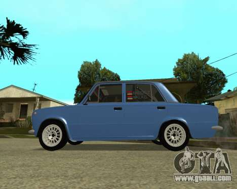 VAZ 2101 Armenia for GTA San Andreas right view