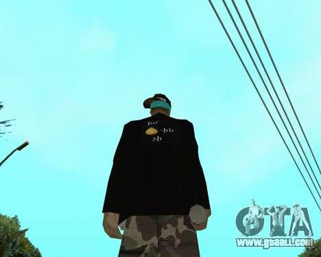 Armenian Skin for GTA San Andreas forth screenshot