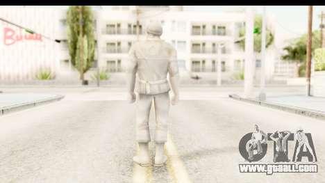 ArmyMen: Serge Heroes 2 - Man v1 for GTA San Andreas third screenshot