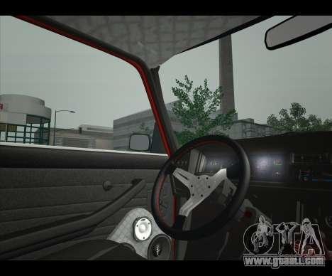 Lada 2107 Jiguar for GTA San Andreas