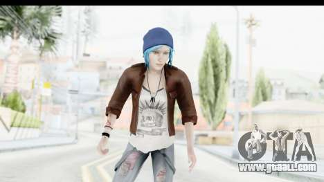 Life Is Stange Episode 3 - Chloe Jacket for GTA San Andreas